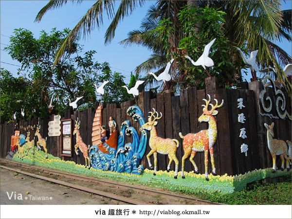 【嘉義景點】新港板頭村交趾剪粘藝術村~到處都是有趣的拍照景點!20