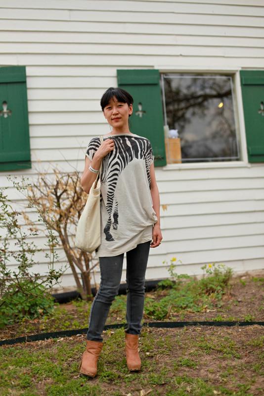 iben - austin street fashion style