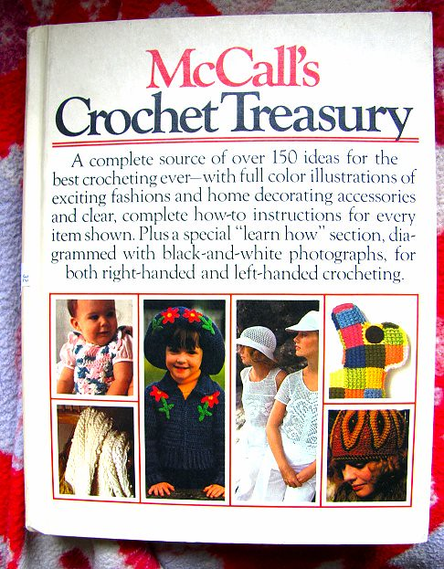 McCall's Needlework & Crafts : Vintage Knits, Gently Used Knitting