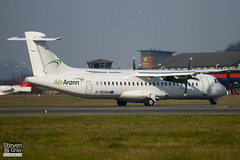 EI-REH - 260 - Aer Arann - ATR ATR-72-201 - Luton - 110314 - Steven Gray - IMG_0802
