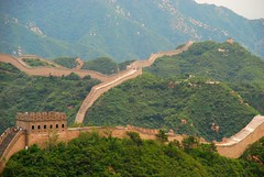 DSC_0030 The great wall (China) (tango-) Tags: china castle castles fortaleza greatwall   chateau fortress castello kina cina chateaux castelli fortresses fortezza pechino  in  grandemuraglia fortezze flickrchallengegroup       chinachinekinaquc