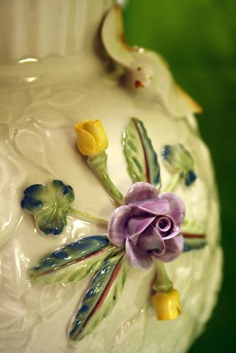 [76/365] Irish Vase
