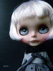 Iriscustom Blythe Art doll  Myka