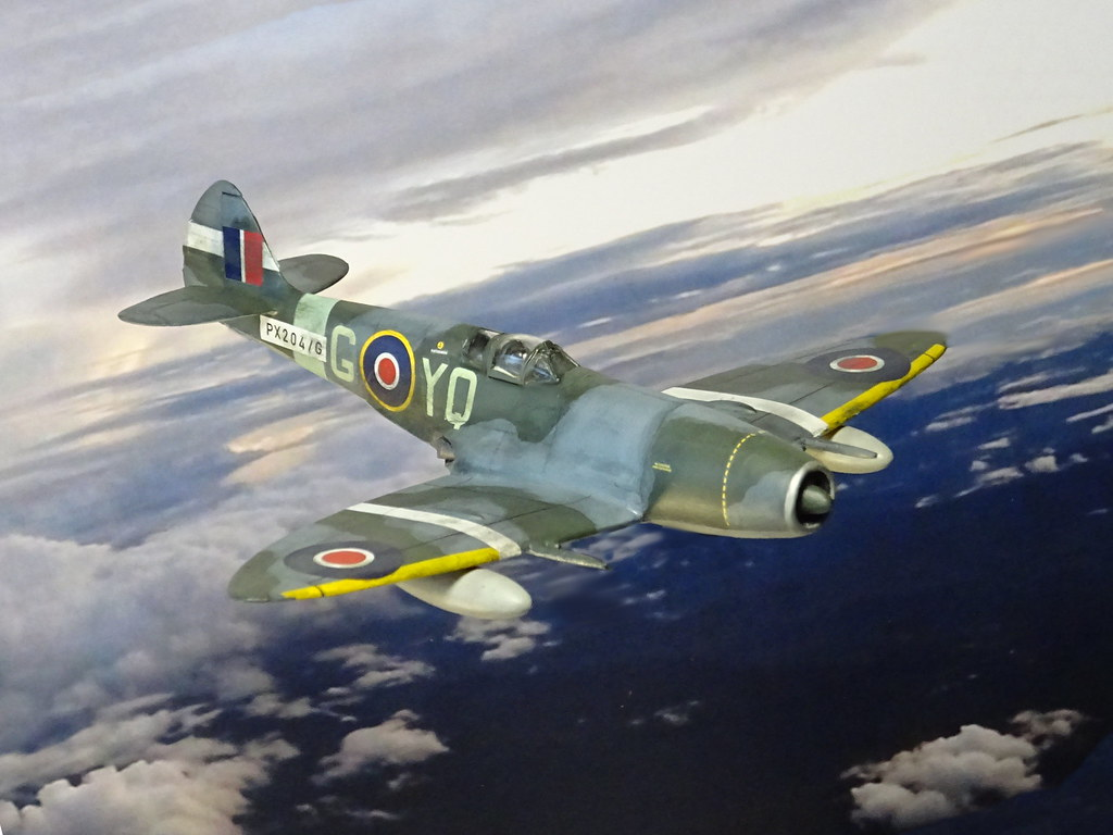 supermarine spitfire jetfire - photo #30