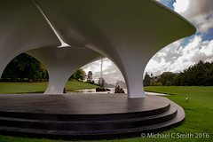 IMGP2944 (mikesm) Tags: 2016 art beyondlimits chatsworthhouse derbyshire lilas sculptures sotherbys zahahadid derbyshiredalesdistrict england unitedkingdom gb