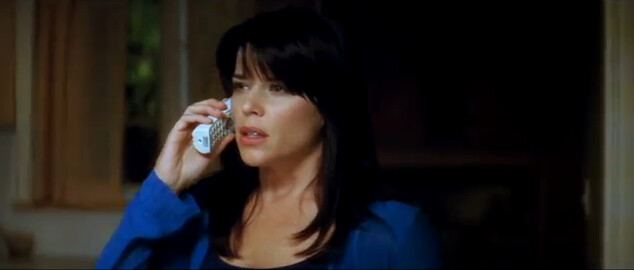 Sidney Prescott in Scream 4 2011 Horror Film