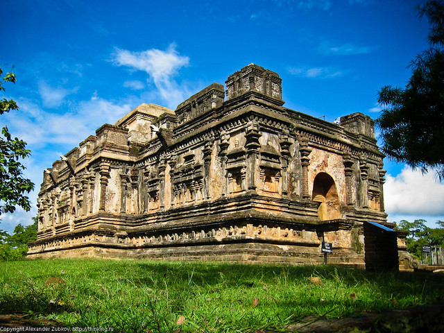Храм Тхупарама