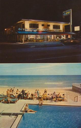 Ocean Palm Motel - Miami Beach, Florida