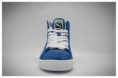 Puma Suede Mid Classics Cobalt Blue_2