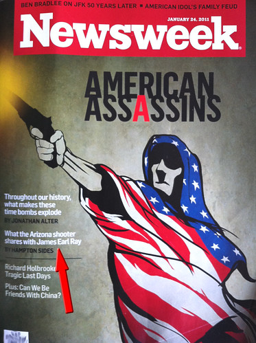 "Newsweek: America Is ""Fatigued And Paranoid"""