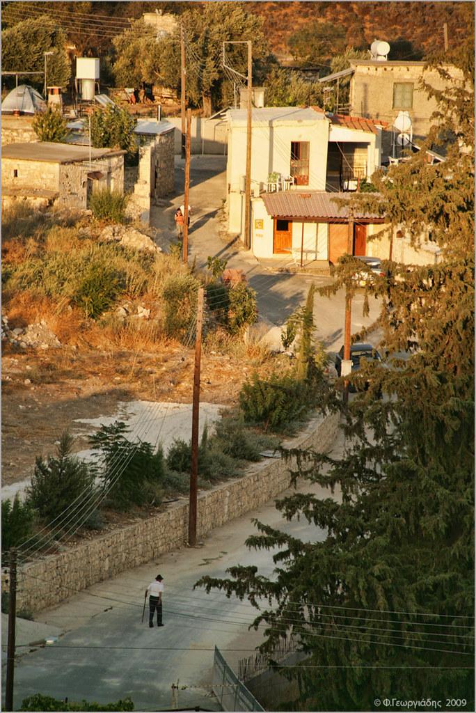 Filousa Chrysochou village / Φιλούσα Χρυσοχού