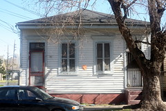 1st 2309 & 2311 - Buddy Bolden House (Preservation Resource Center of New Orleans) Tags: new city house la orleans louisiana 1st central center buddy prc resource preservation 2311 2309 bolden