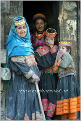 Kalash, Pakistan (imranthetrekker , new year new adventures) Tags: pakistan mountains tourism nature trekking altitude pastures nwfp aryans ayun chitral imranthetrekker imranschah kalashvalleys rumbur kalashgirls chitralguy kalashfestivals kalashfaces fairiesofhindukush kalashdress