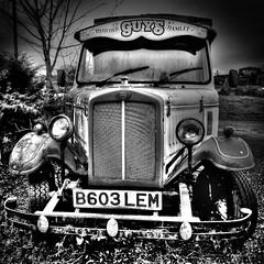 Old van Lancaster Canal Billsbarrow (frazerweb) Tags: