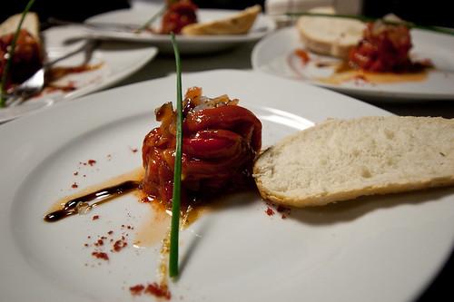De tapas por Plasencia en el restaurante Succo