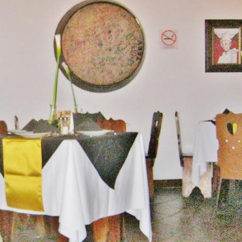 Kloster dining room