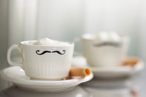 Cuppa Joe with a Mustache