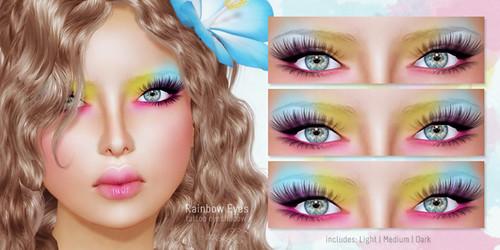 cheLLe - Rainbow Eyes