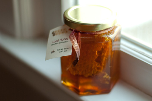 Swift Farm honey