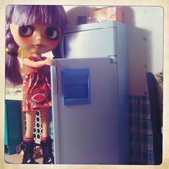 66/365 : Nice fridge. Where's the beer?