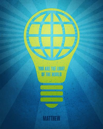 Word: Matthew (Light of the World)