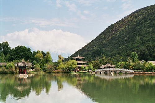 Lijiang - Lago del Dragón