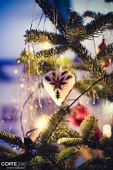 Christmas ornaments (coffe.dk) Tags: christmas winter decorations light tree night lights evening candle sweden bokeh decorative decoration ornament ornaments sverige merry christmaseve merrychristmas coffe 2010 trollhättan coffedk