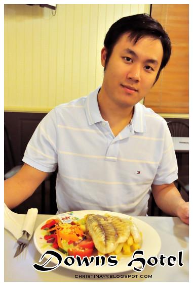 Downs Hotel Restaurant