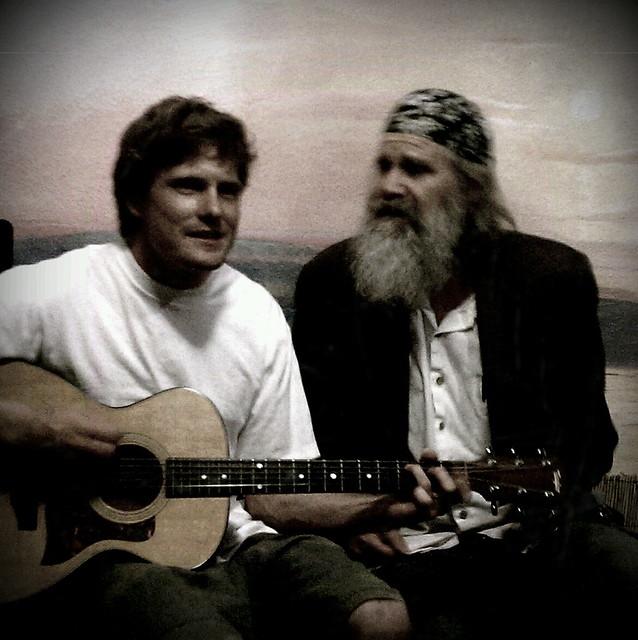 Brian Poppleton & Bob Poppleton