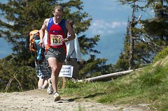 Horský běh na Lysou horu: Extrémní výzva