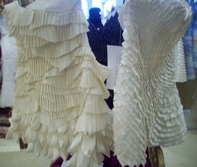dresses for exhibition