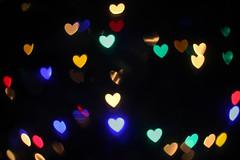 bokeh love (denniseagles) Tags: love heart bokeh project365 bokehmasterkit 3652011