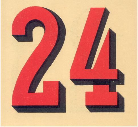 calenrier 24