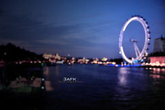 ( 3 a F K  London!) Tags: london eye alkhater 3afk
