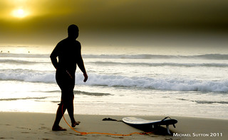 Australia Day 2011: Sunrise surf