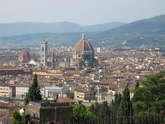 The picturesque views across Florence, Tuscany (amazing_tina) Tags: italy church beautiful sunshine countryside florence italia postcard scenic hills tuscany postcardview stunningviews picturesqueviews