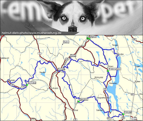 Femundlopet-Trail