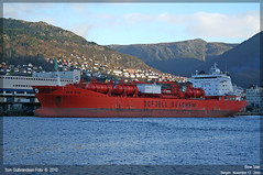 Bow Star (Aviation & Maritime) Tags: norway ship bergen tanker tankers odfjell bowstar odfjellseachem