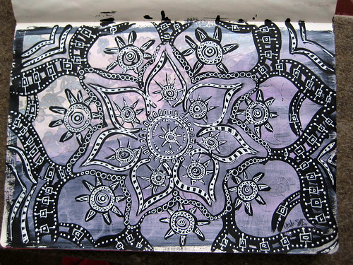 Mandala: Moleskine Exchange