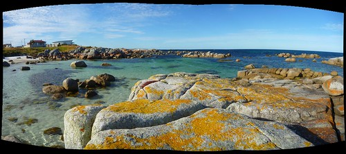 Bay of Fires Panorama Tasmania