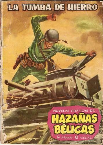 016-Hazañas Belicas- Toray 1961
