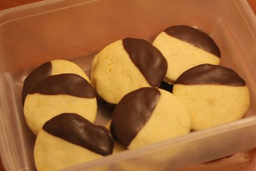 Shorbread Cookies