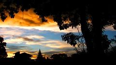 After the Storm (Diego S. Mondini) Tags: sunset brazil sky sun sol brasil clouds contraluz céu pôrdosol nuvens backlit santacatarina blumenau