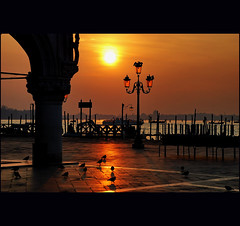 good morning venice (klaus53) Tags: venice sunrise nikon venezia