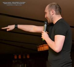 28 Ianuarie 2011 » Stand-up comedy - Cătălin BORDEA și Dan BADEA