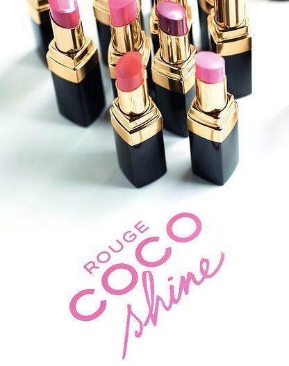 Chanel Rouge Coco Shine - новая серия помад Rouge-Coco-Shine-Chanel