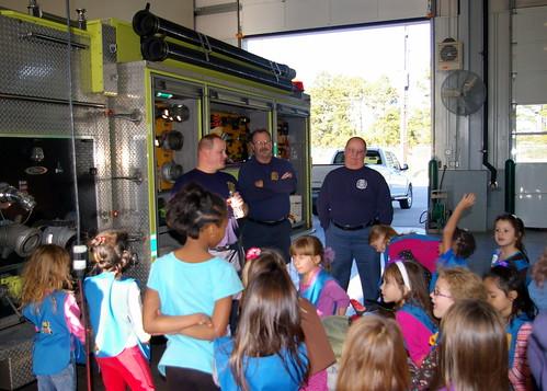 Fire Station Visit 5