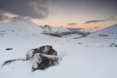 Tromvik Mountains (Reed Ingram Weir) Tags: mountain norway landscape coast snowy norwegian tromso 18mm troms zf ziess tromvik canon5dii reedingramweirriwp vengsyaisland