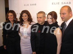 ELISSA From Elie Saab Fashion Show (Elissa Official Page) Tags: show from paris fashion elissa saab  elie 2012   2011                     2612011