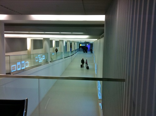 Dulles Airport Air Train Shuttle -  - 3